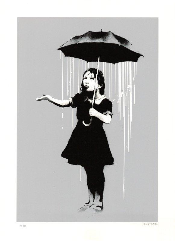 Nola grey by Banksy