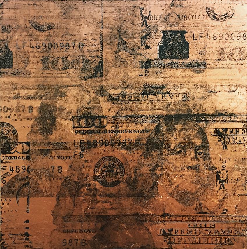 Copper Schematics by Mister E