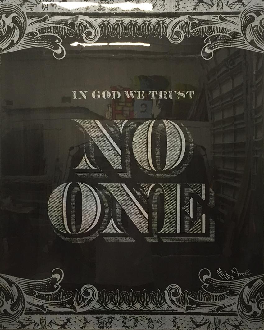 No One Black by Mister E