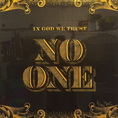 No One Gold by Mister E