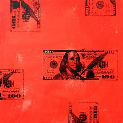 Money Changes Everything VIII by Mister E