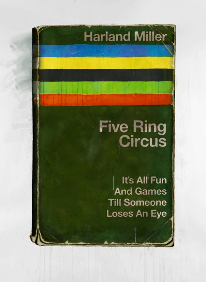 Five Ring Circus by Harland Miller