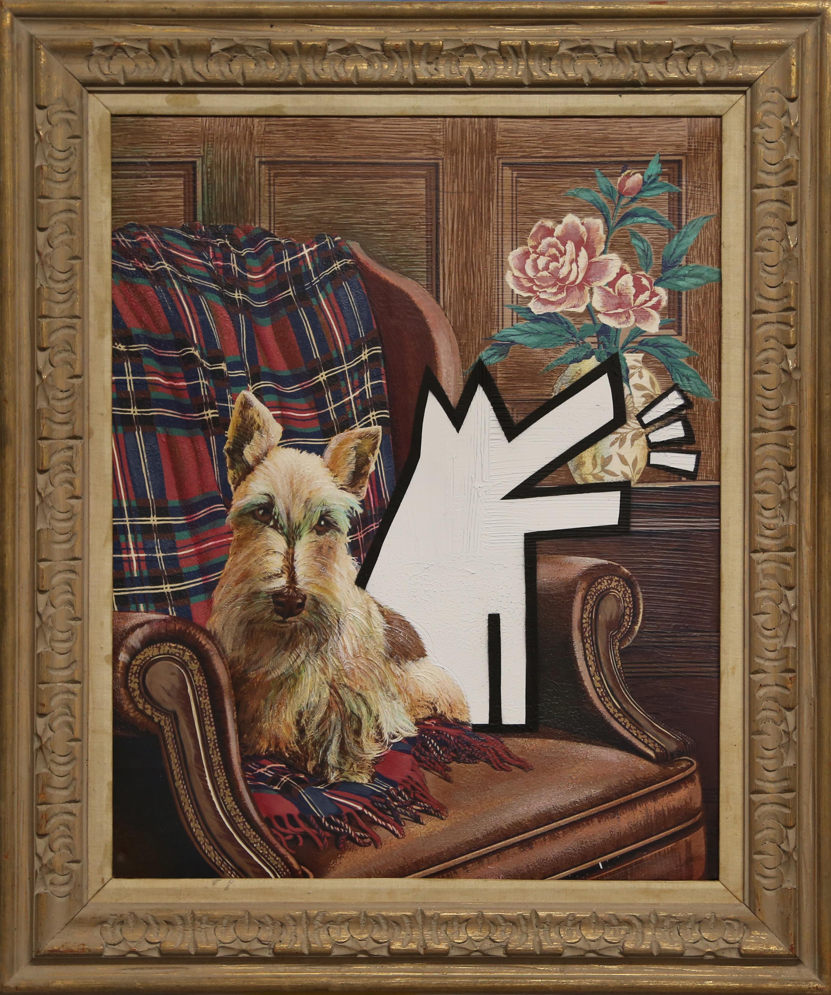 Keith's Dog by TMFA