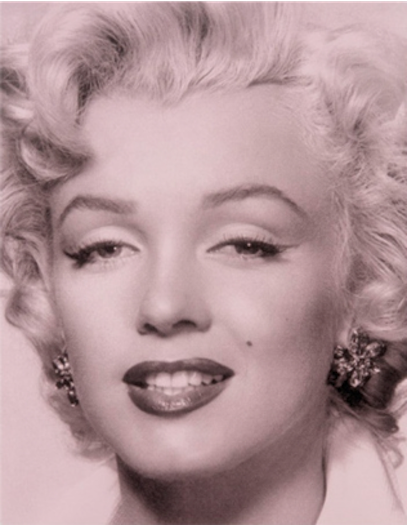 Marilyn Superstar Silver by Russell Young