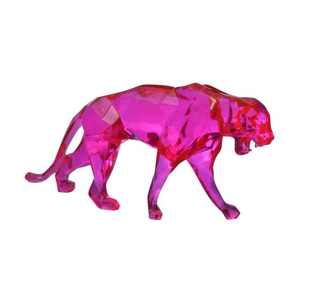 Pink Panther by Richard Orlinski