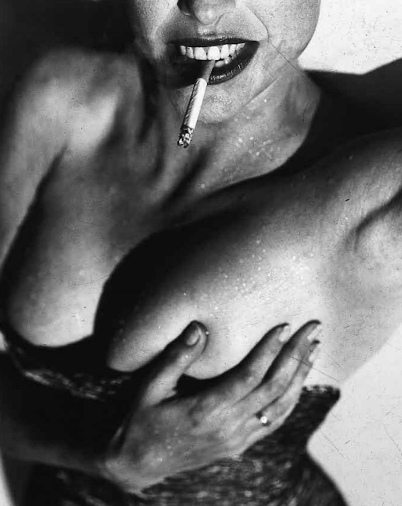 Sonia Braga by Michel Comte