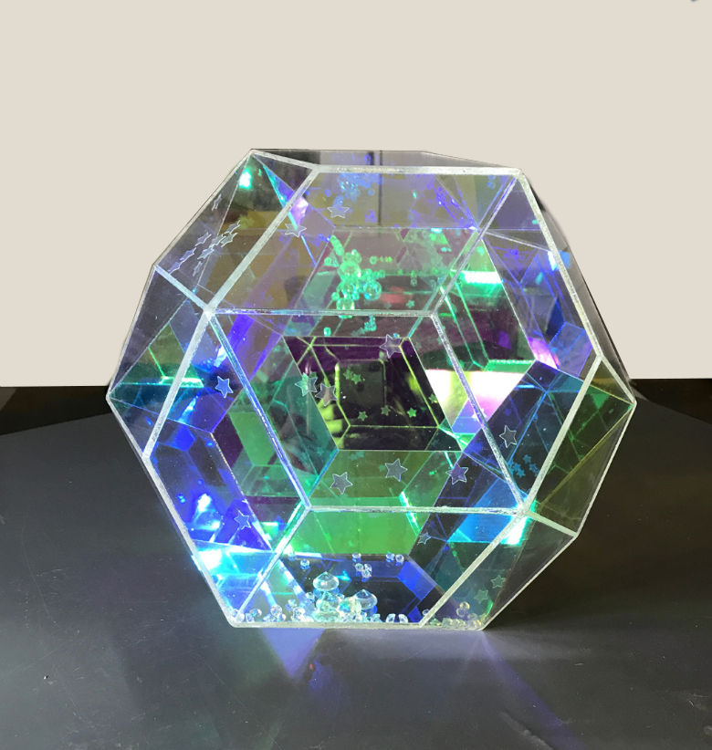 Triacontahedron by John Foster