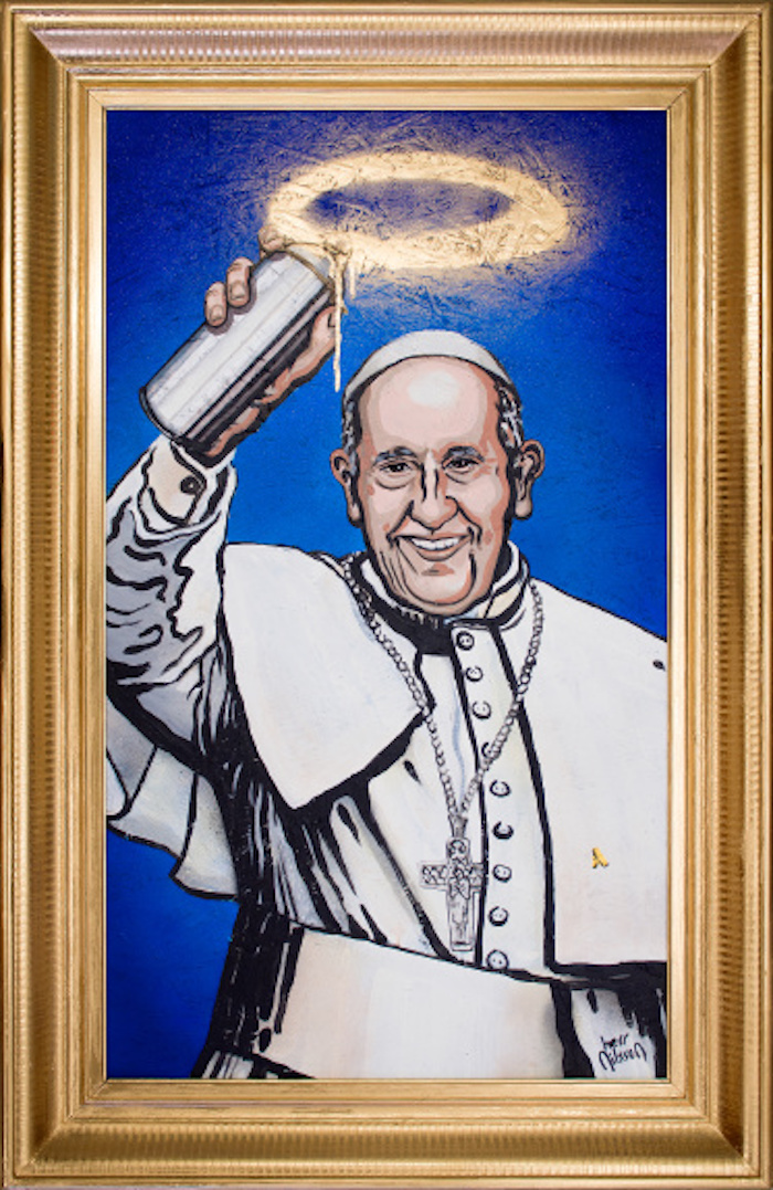 The Pope by Herr Nilsson