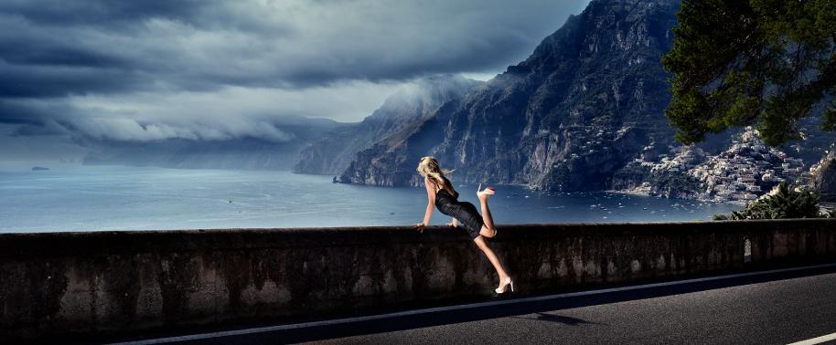 Italian Fantasy by David Drebin