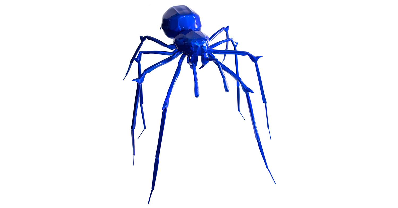 Spider by Richard Orlinski