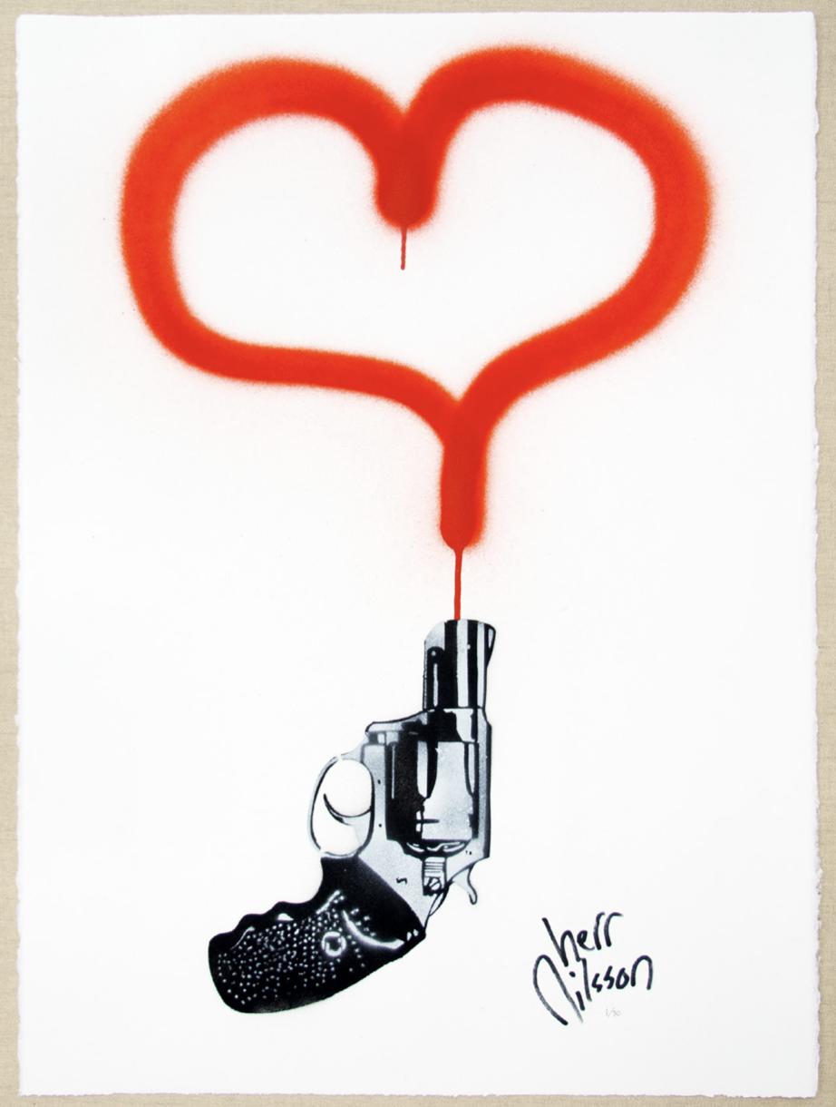 Love gunLove Gun by Herr Nilsson