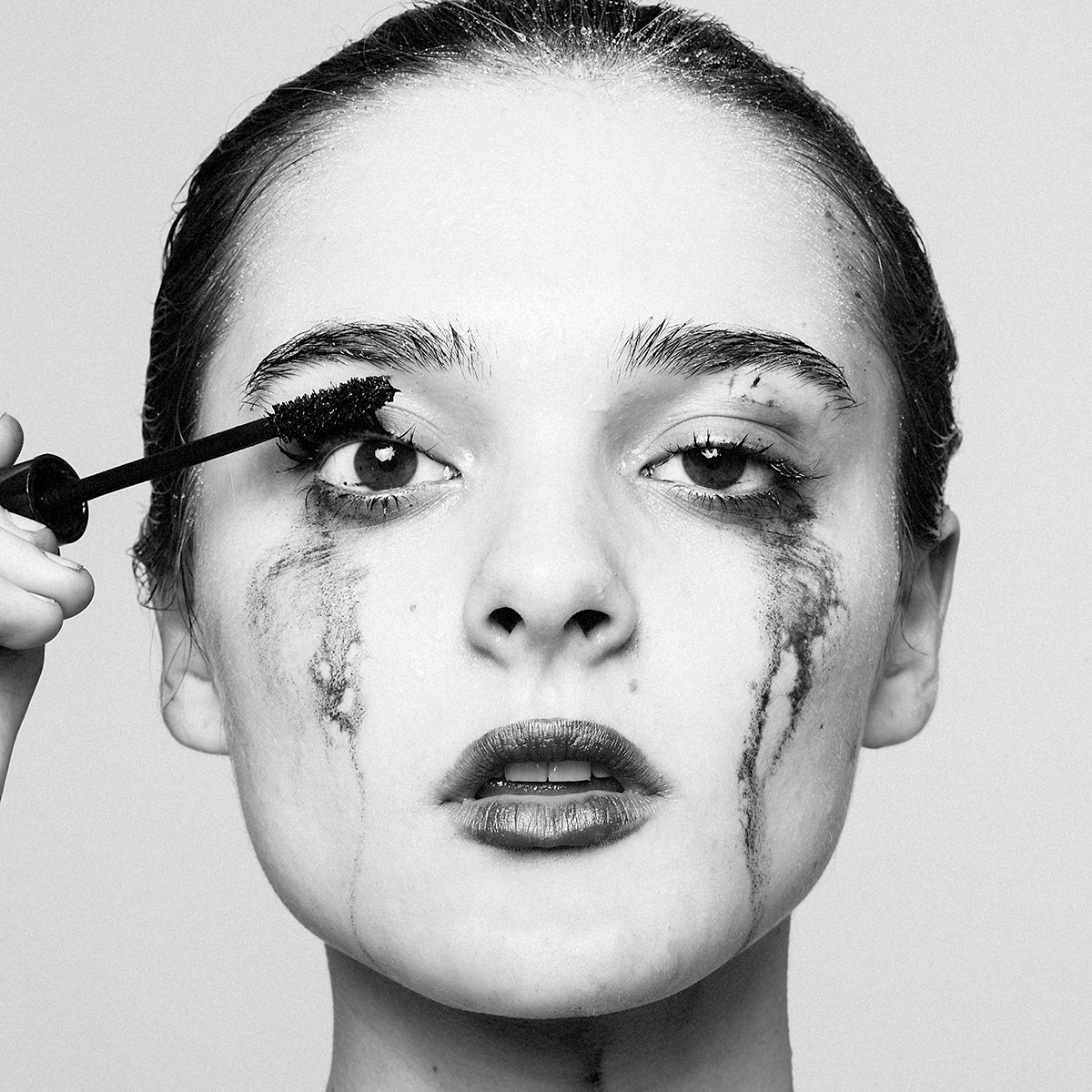 Mascara by Tyler Shields