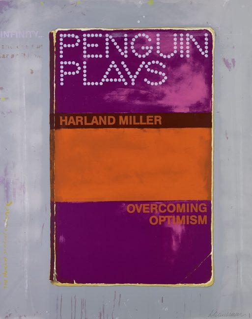 Harland Miller: Pop Psychology, Harland Miller: Pop Psychology
