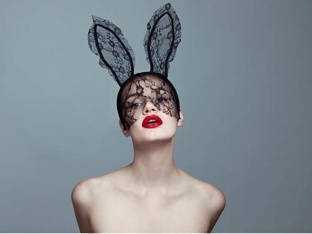 Bunny II By Tyler Shields