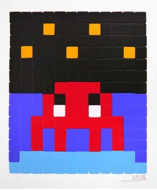 Invader: Art Through Gaming, Invader: Art Through Gaming