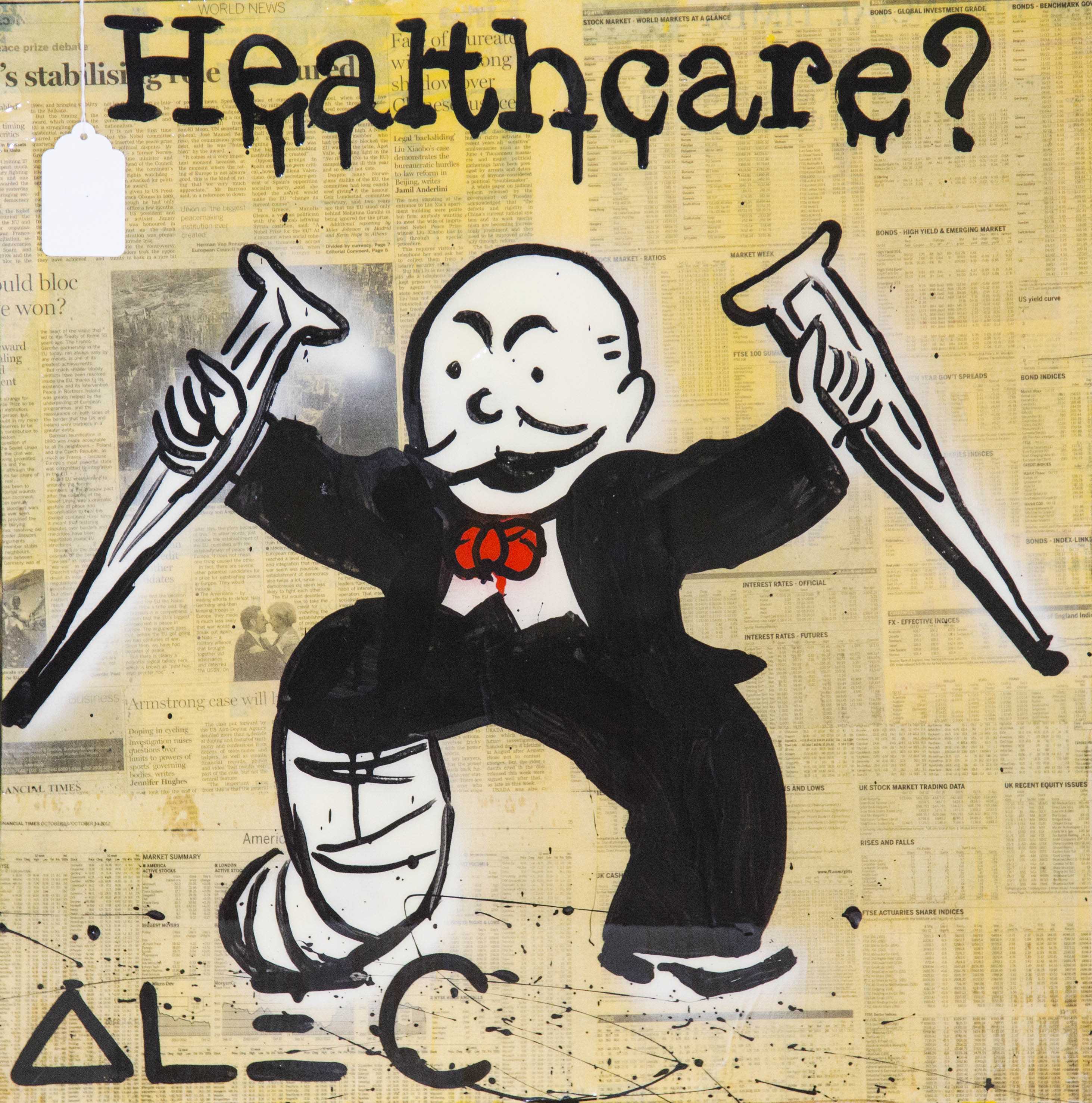 Healthcare by Alec Monopoly