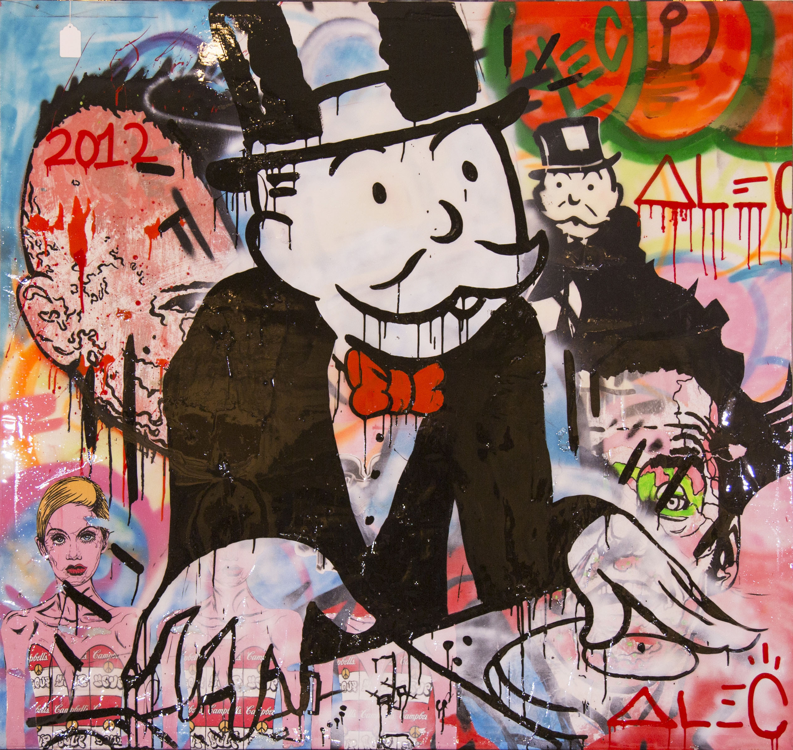 Monopoly by Alec Monopoly