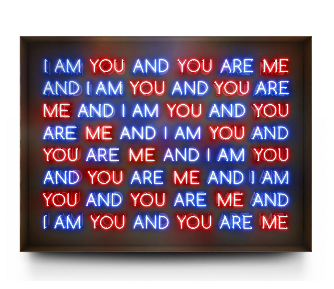 I Am You and You Are Me by David Drebin