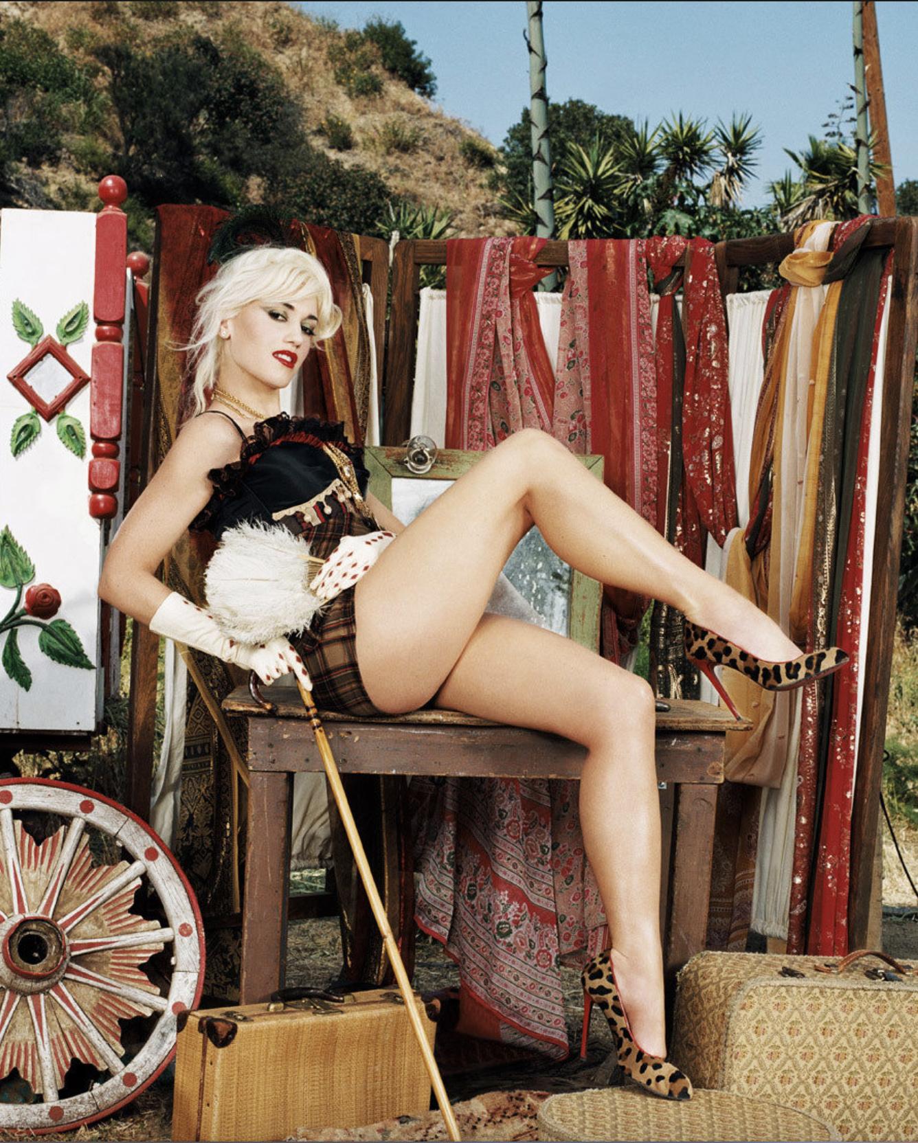 Gwen Stefani by Gavin Bond