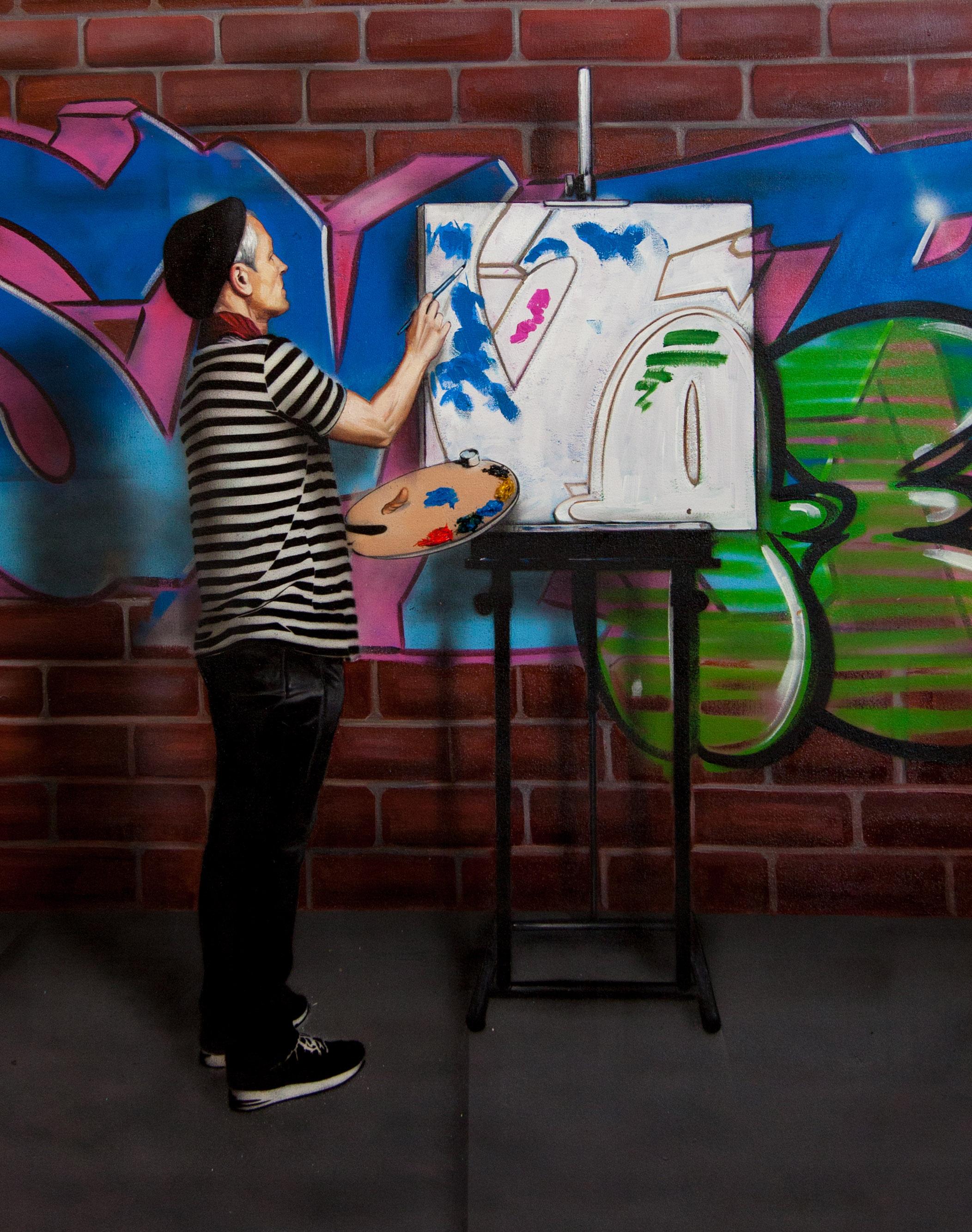 Graffiti by Hijack