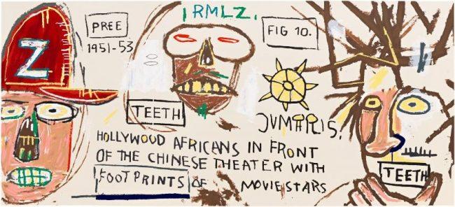 Basquiat Decoded, Basquiat Decoded
