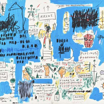 Ascent by Basquiat