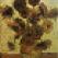 Sunflowers, after van Gogh) by Vik Muniz