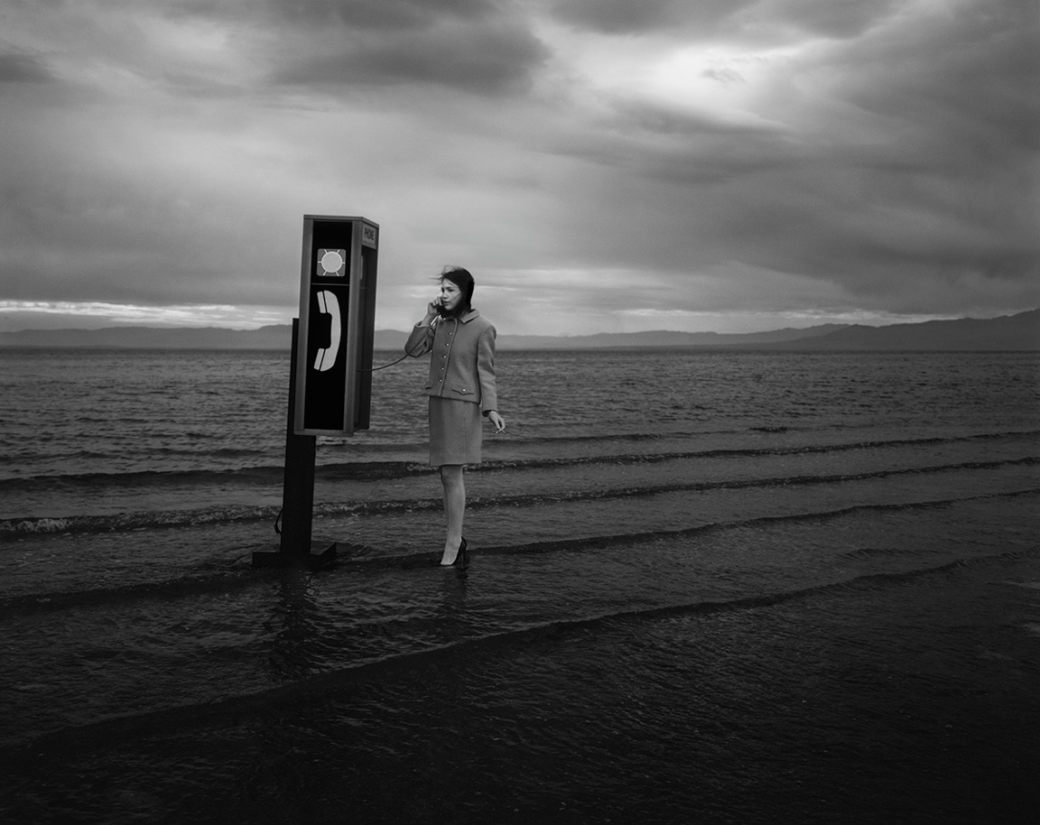 Payphone by Tyler Shields