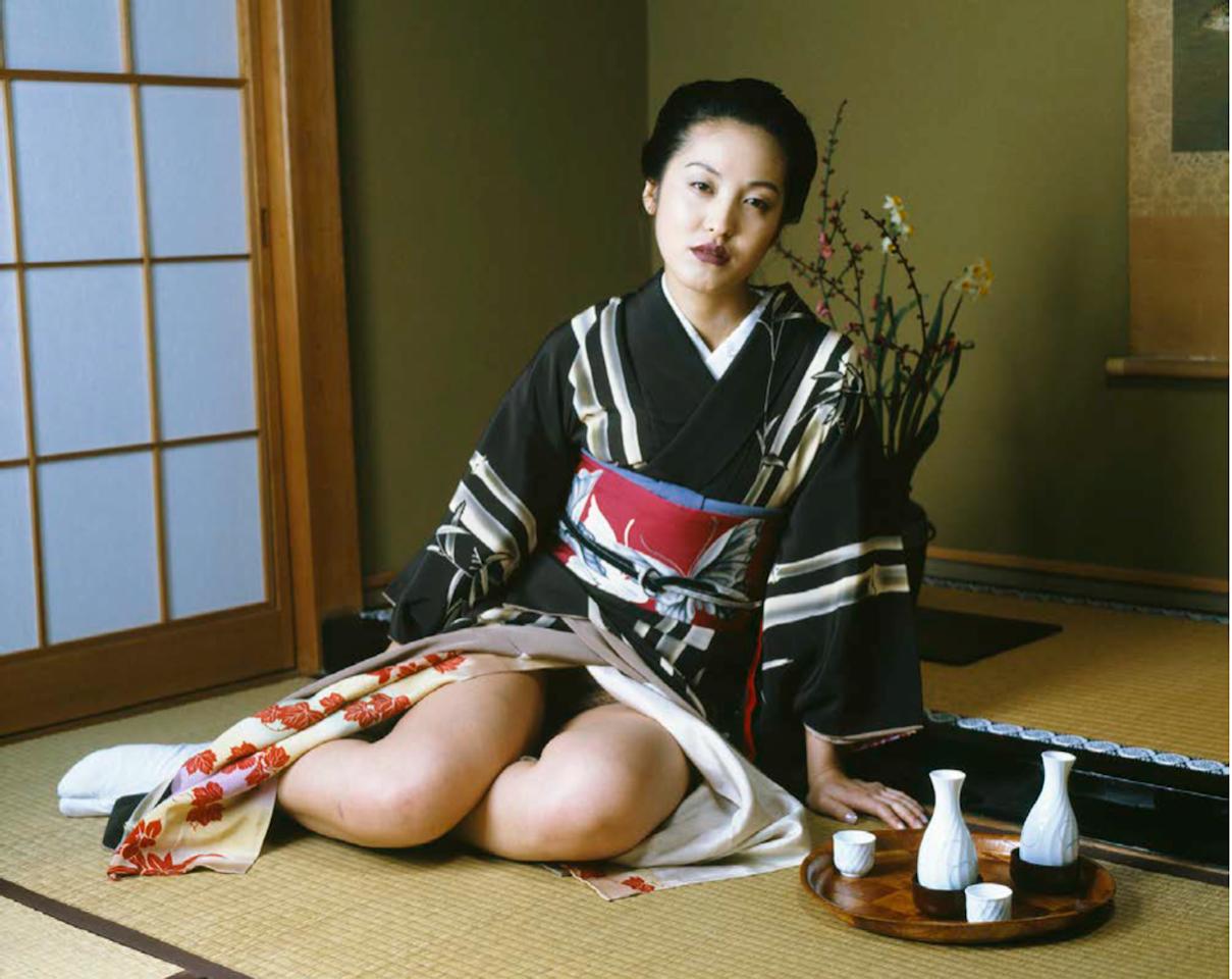 Suicide In Tokyo by Nobuyoshi Araki