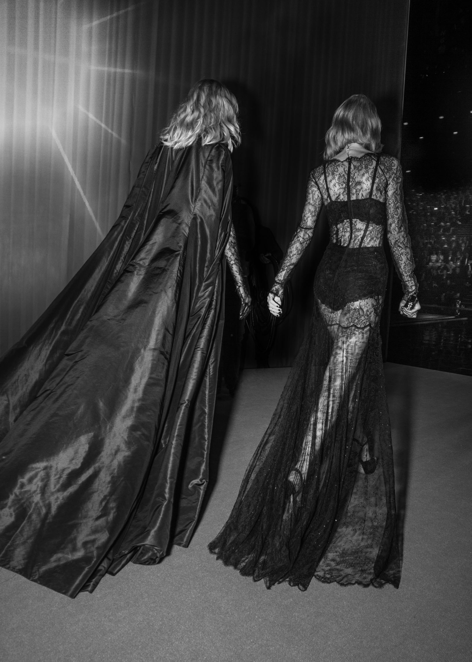 Karlie Kloss, Taylor Swift, London, 2014