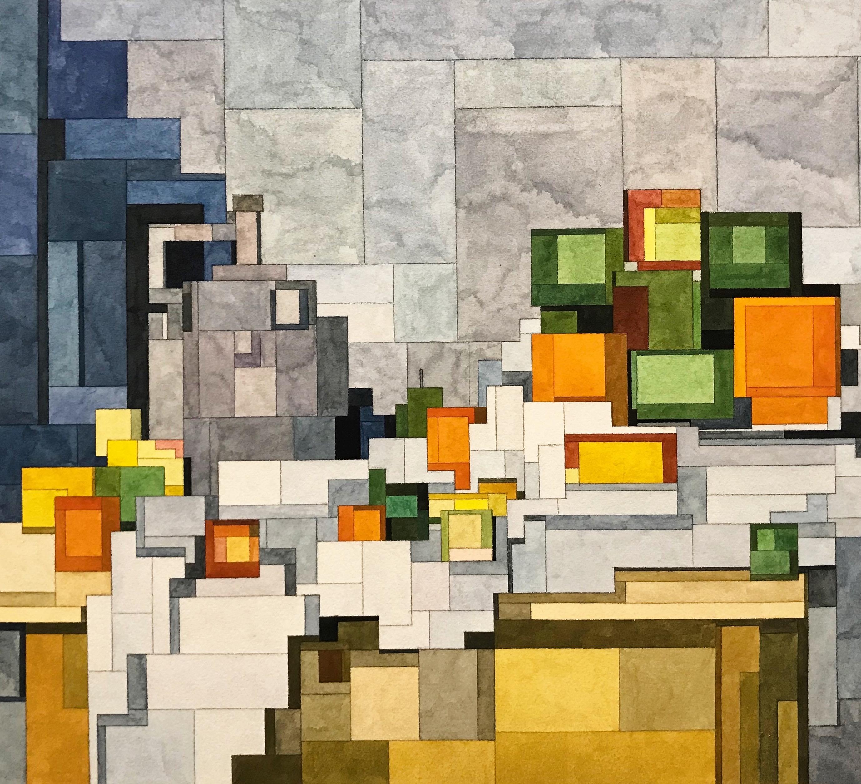 Lister – Cezanne still life