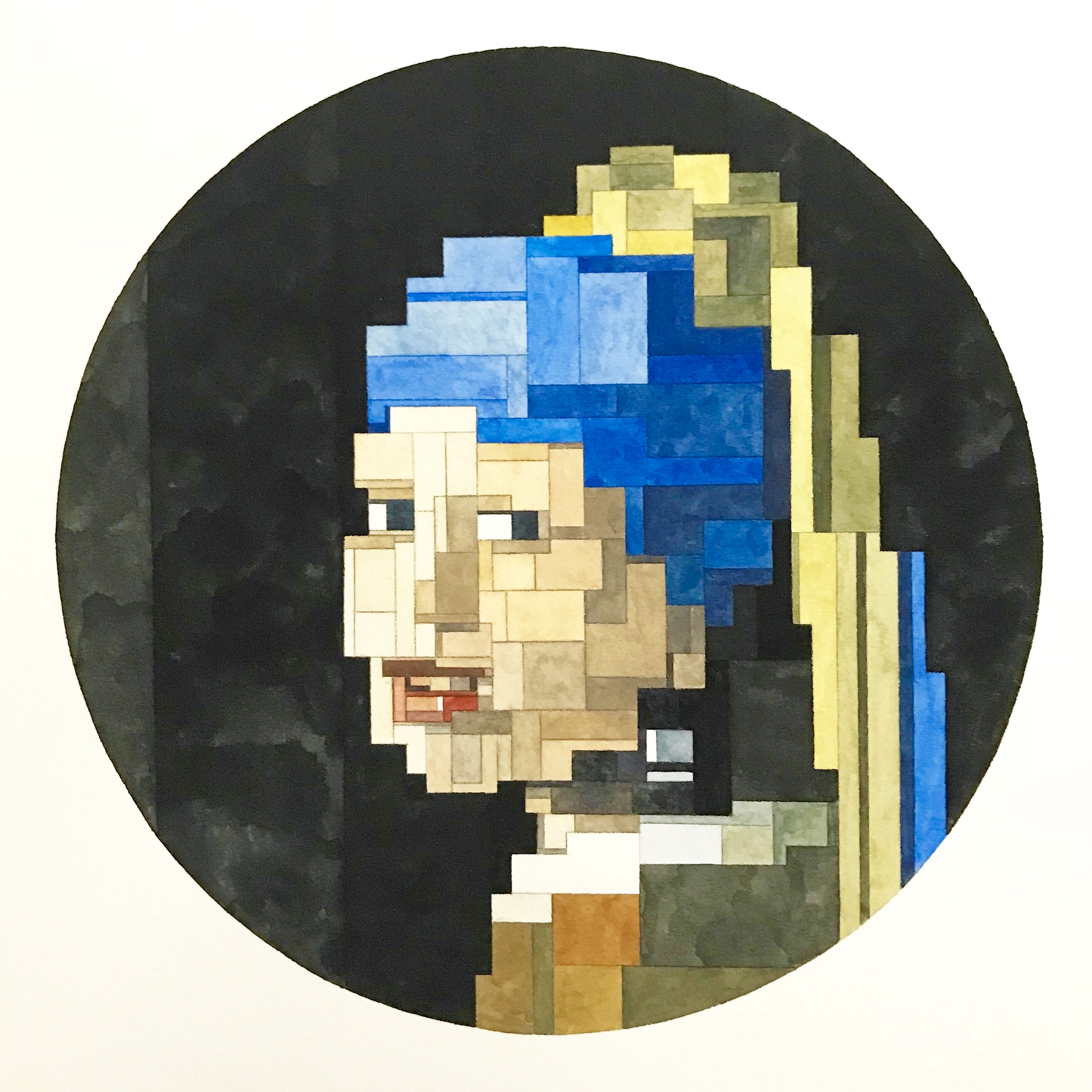 Lister – Girl with a pearl earring