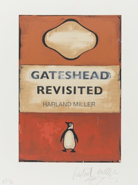 Harland Miller Gateshead Revisited