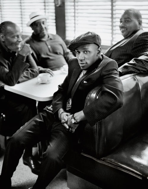 Mark Seliger Mos Def and The Last Poets