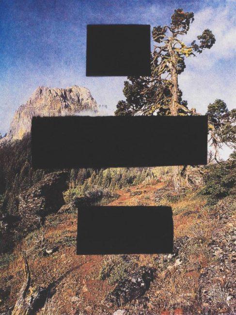 Ed Ruscha: Landscapes, Ed Ruscha: Landscapes