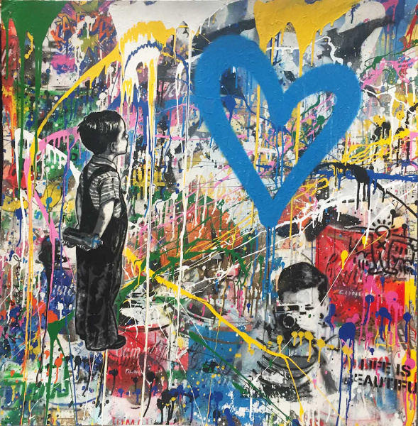 Mr. Brainwash With All My Love Image-1