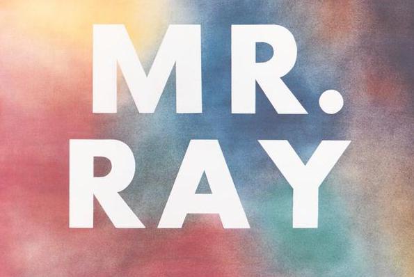 mr ray by ed ruscha