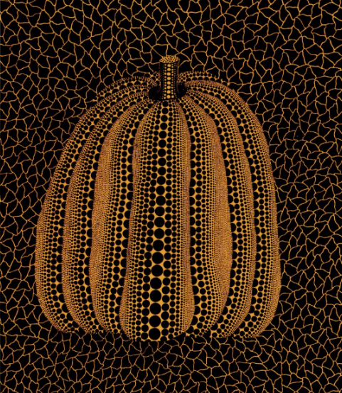 Yayoi Kusama Pumpkin 2