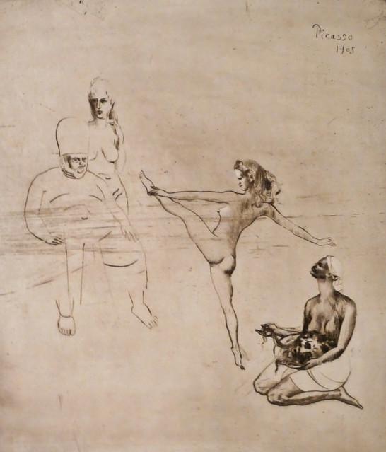 Salomé by Pablo Picasso
