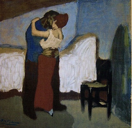 pablo-picasso-after-the-embrace,-1901