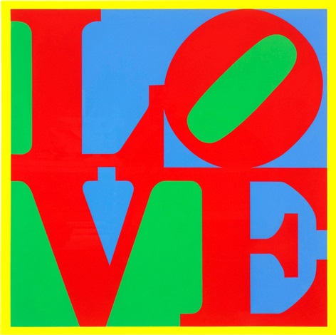 heliotherapy by robert indiana