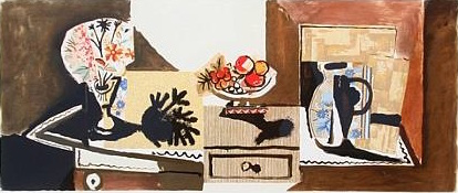 Nature Morte By Picasso