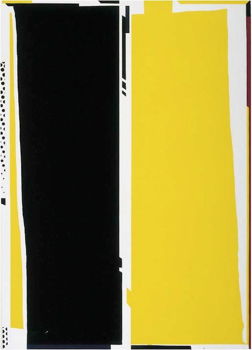 Mirror #5 by Roy Lichtenstein