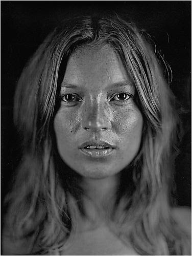 Kate by Chuck Close