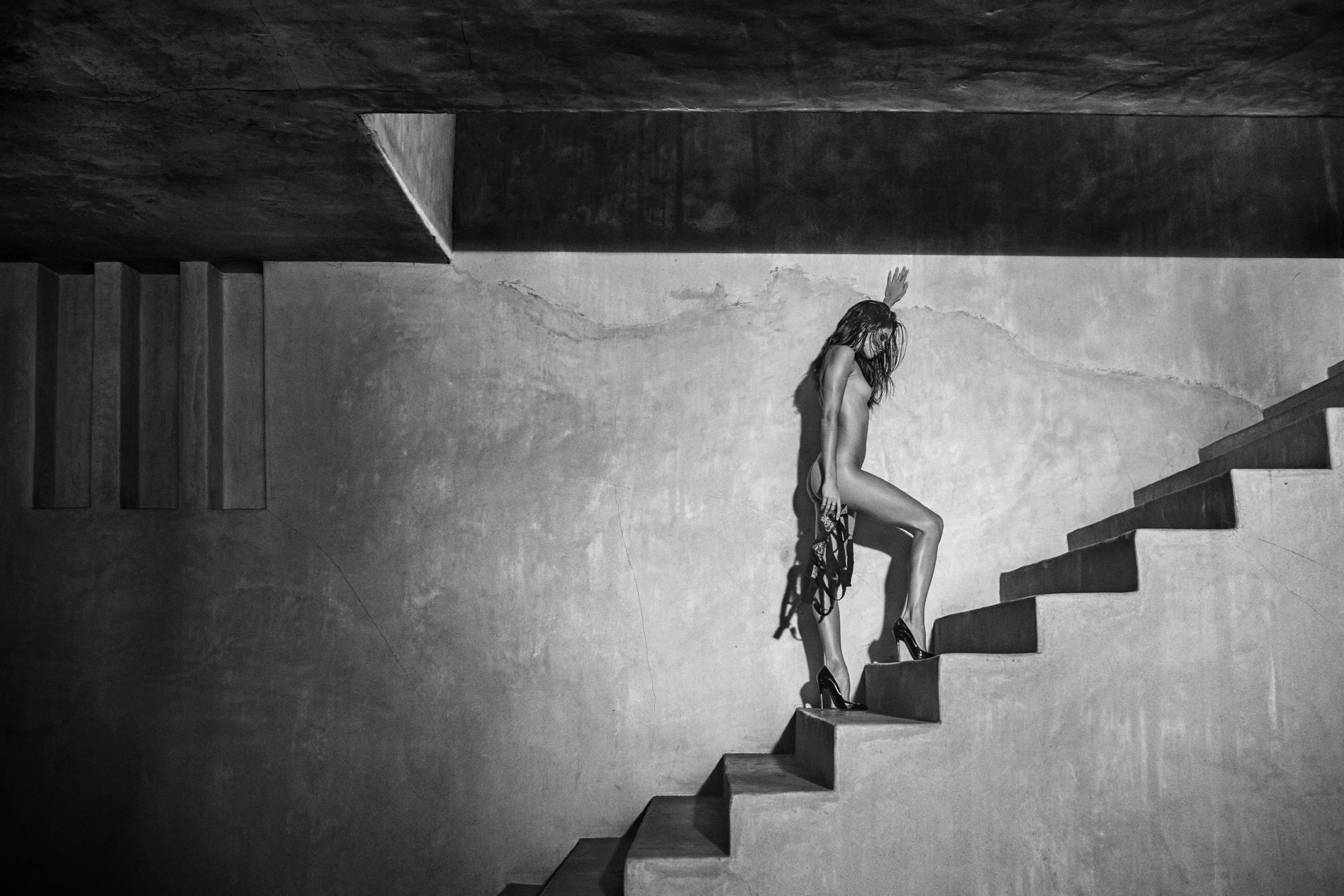 Sara Morocco Staircase by Russell James
