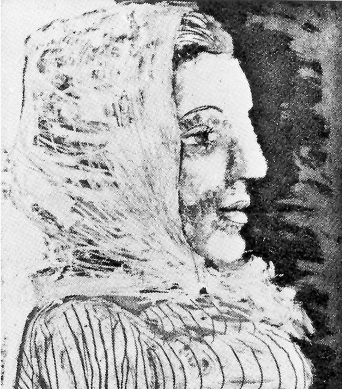 Buste de Femme au Fichou by Picasso