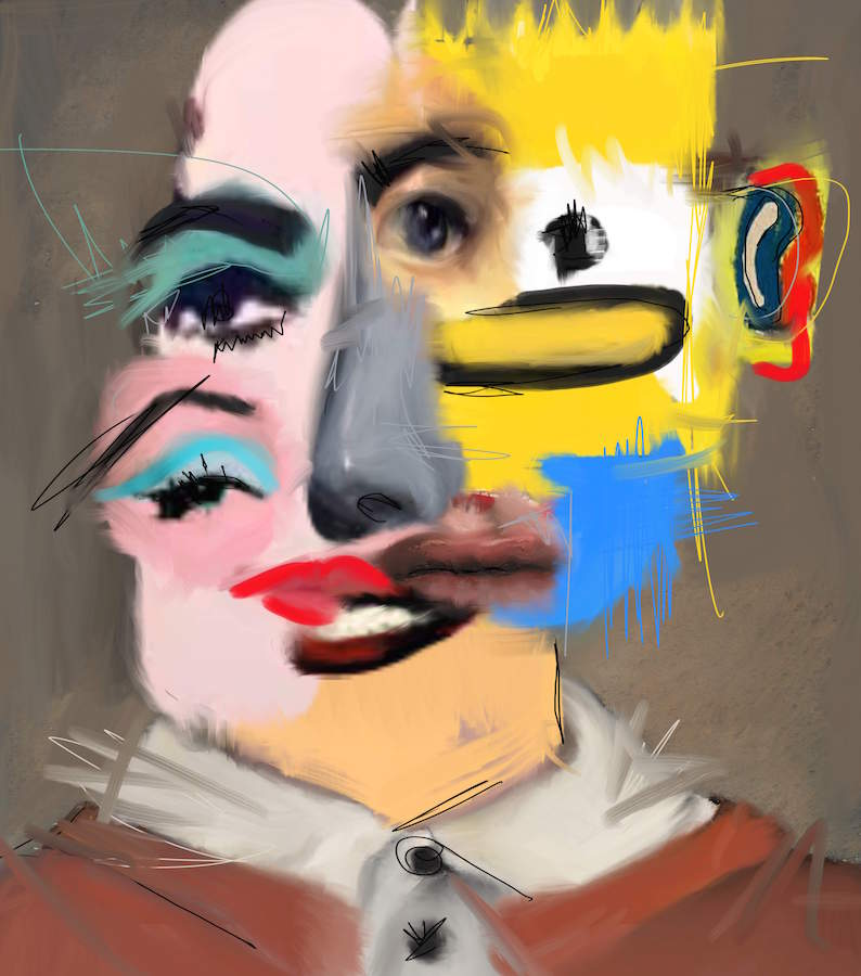 Up and Down by John Paul Fauves