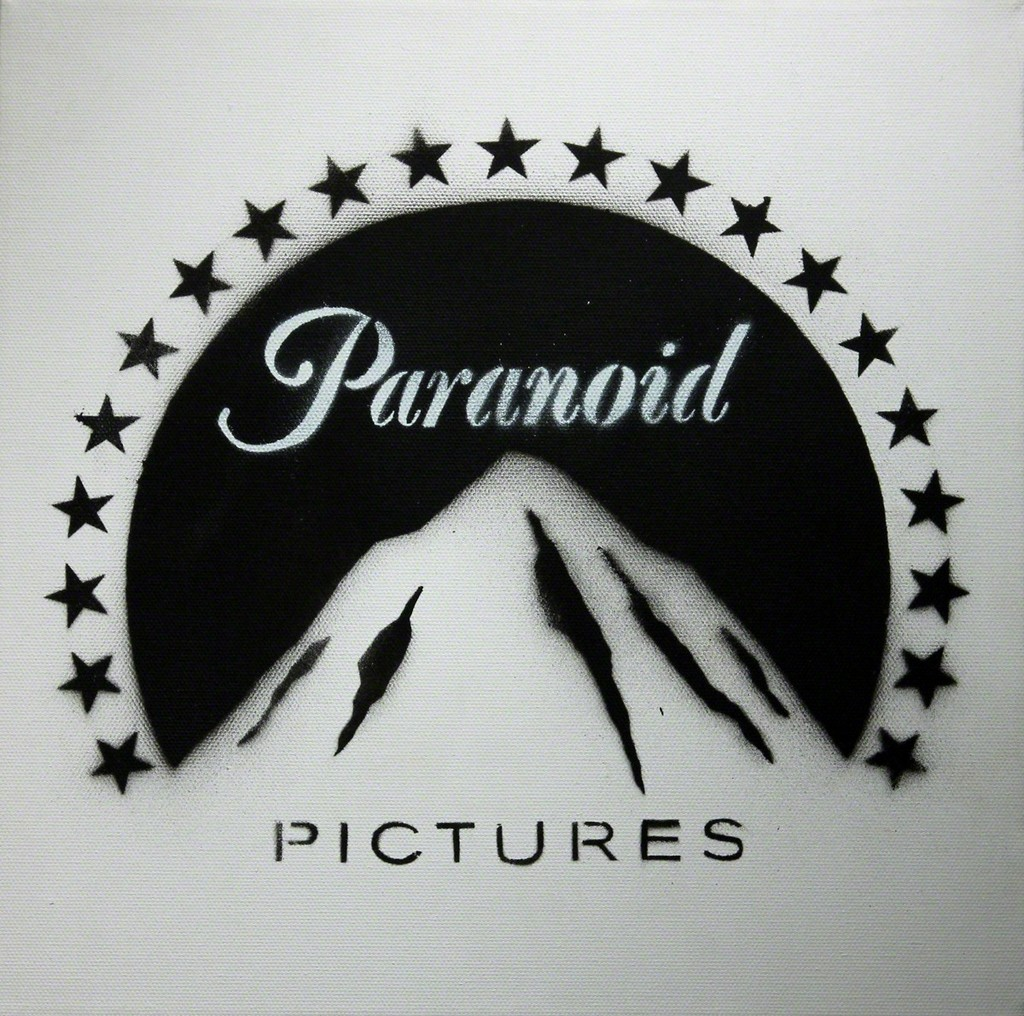 Paranoid Pictures by Banksy