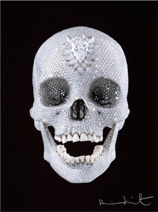 For the Love of God (Believe) by Damien Hirst
