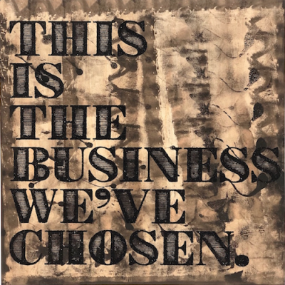 This Is The Business We've Chosen II by Mister E